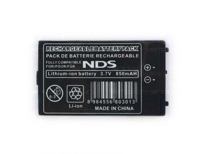 Nintendo DS, Batterie 850 mAH