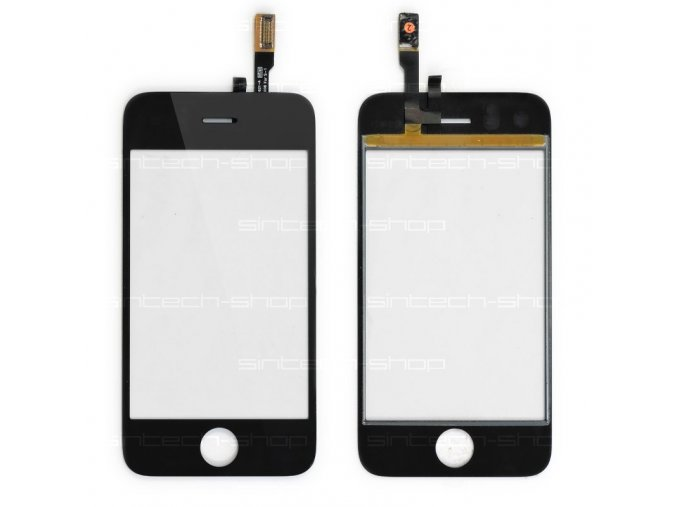 iPhone 3G digitizer (čelní sklo s dotykem)