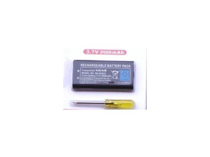 NDSi Baterie 2000mAh