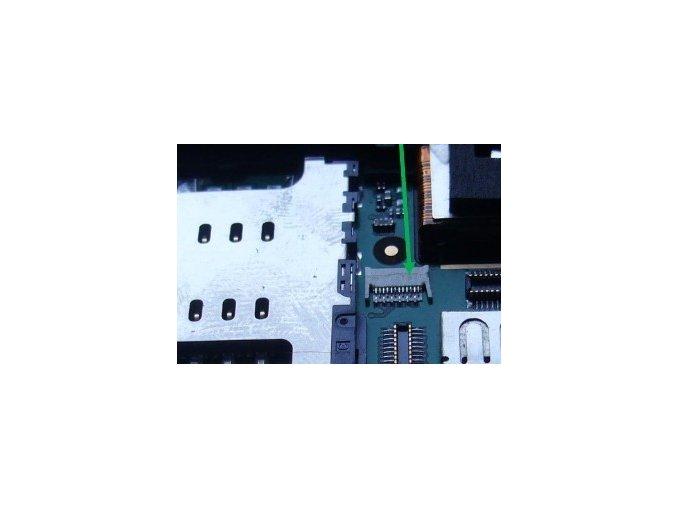 iPhone 3G/3GS FPC konektor č.3 (pro senzor)