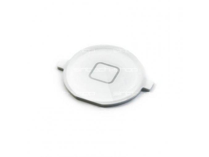 iPhone 3G/3GS/4 tlačítko Home - bílé