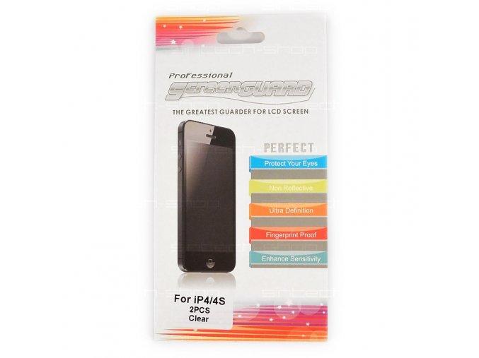 iPhone 4 / iPhone 4S ochranná folie