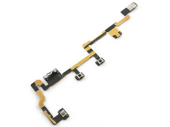 iPad 2 Power On/Off Switch Mute Volume Button flex kabel (APN 821-1151-A)