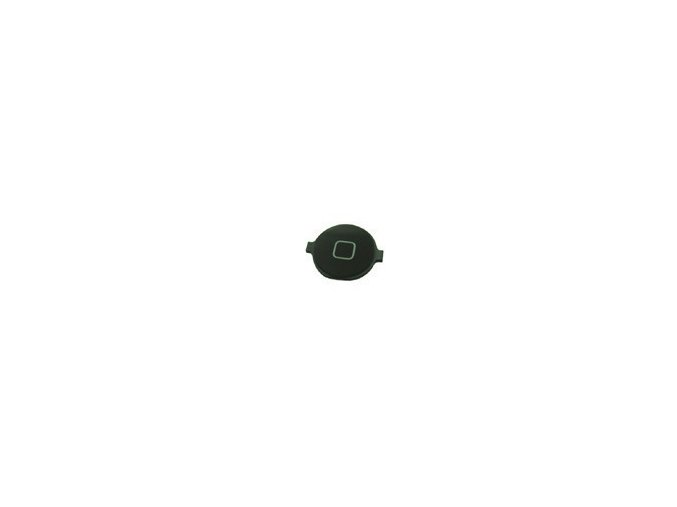 iPod Touch 4G Home Button - černý