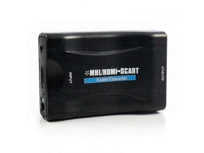 8400 HDMI SCART 1