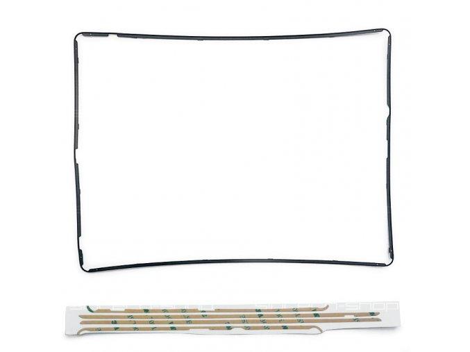 iPad 3/4 středový rám - černý