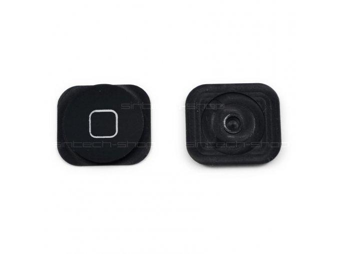 iPhone 5 tlačítko Home černé