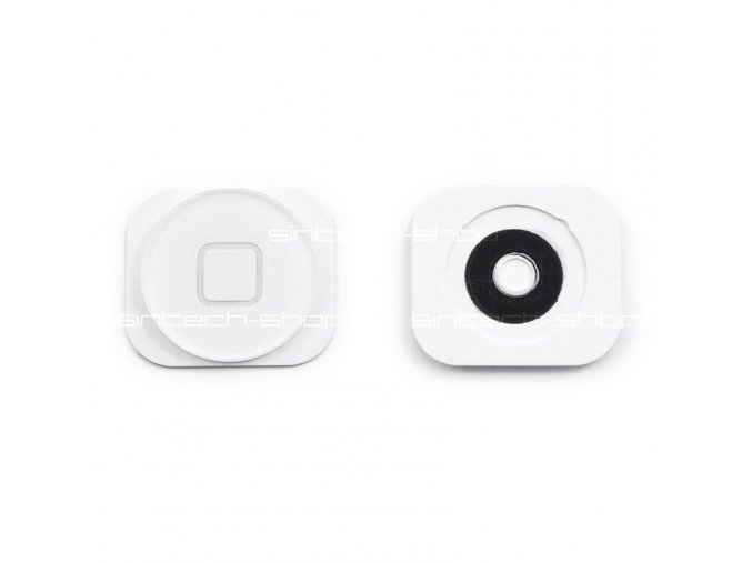 iPhone 5 tlačítko Home bílé