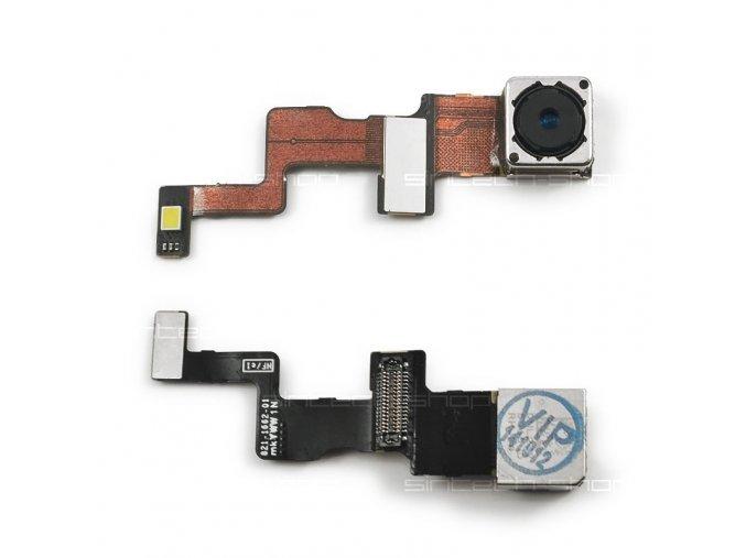 iPhone 5 kamera (zadní) s LED bleskem