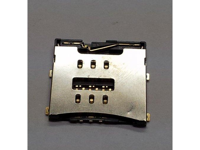 iPhone 4S konektor SIM karty
