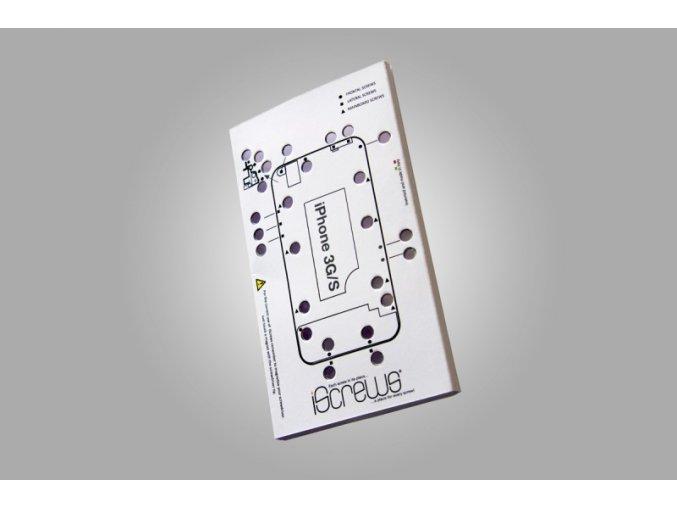iScrews iPhone 3G/3GS organizér šroubů
