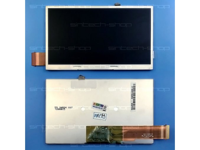PSP Street E1004 display s podsvícením