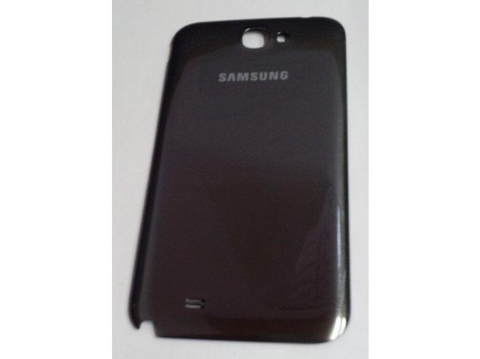 Samsung Galaxy Note 2 GT-N7100 kryt baterie, titan-grey