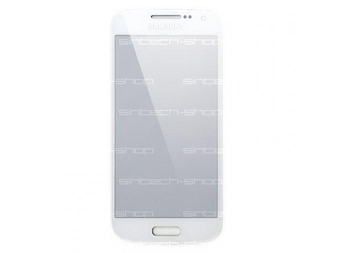 Samsung Galaxy S4 Mini sklo dotykové, čelní, bílé i9190/9195