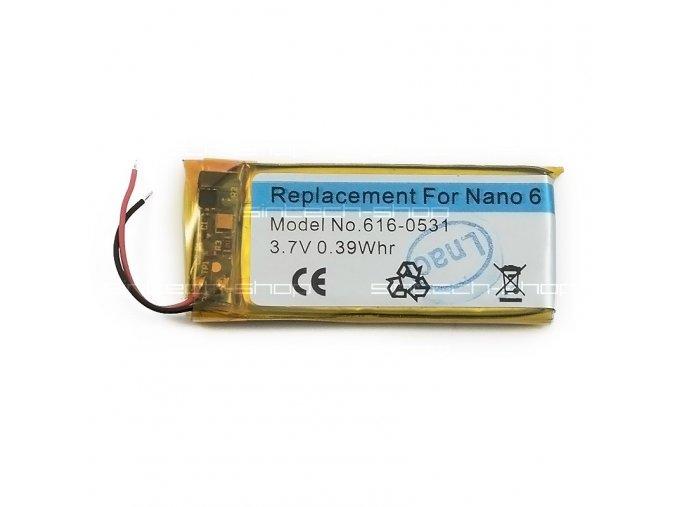 iPod Nano 6G baterie