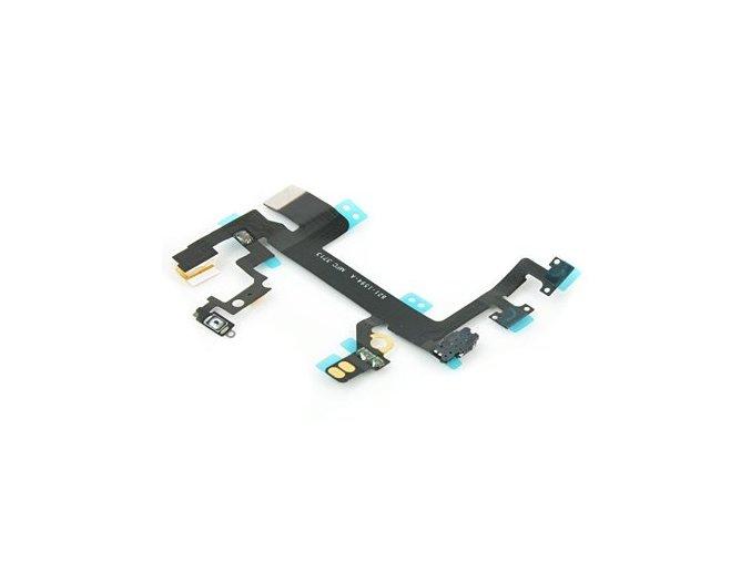 iPhone 5S Volume + power on/off flex