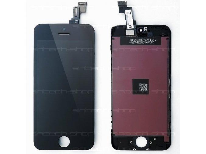 iPhone 5C SINTECH© Premium LCD displej s dotykovou vrstvou, černý