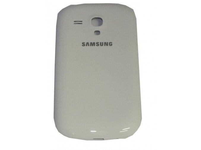 Samsung Galaxy S4 Mini bílý, zadní kryt baterie