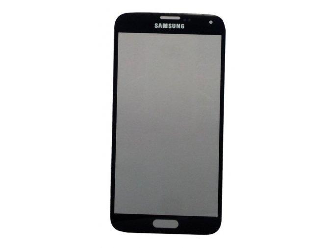 Samsung Galaxy S5 G900/G903 černý, čelní sklo