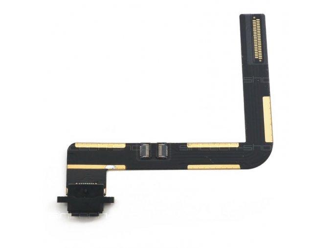 iPad Air Docking port s flexem, černý