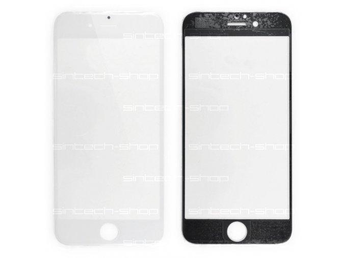 """iPhone 6/6S (4,7"""") čelní sklo dotykové, bílé"""