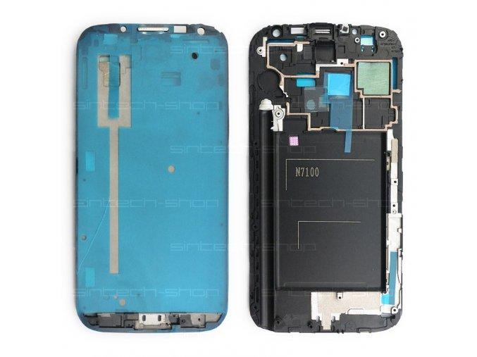 Samsung Galaxy Note 2 N7100 střední rám