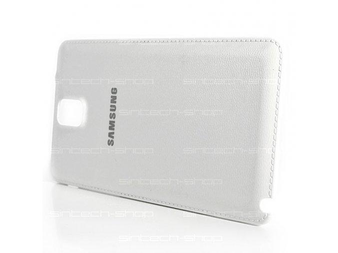 Samsung Galaxy Note 3 N9000 / N9005 zadní kryt baterie, bílý - použitý