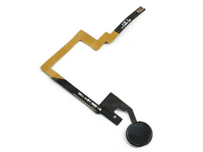 iPad Mini 3 Home Button černý s dlouhým flex kabelem