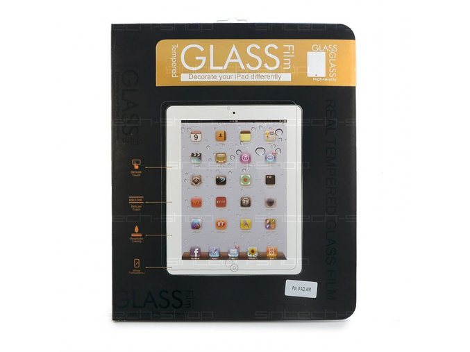 "Ochranné tvrzené sklo 9H pro iPad 9,7"""