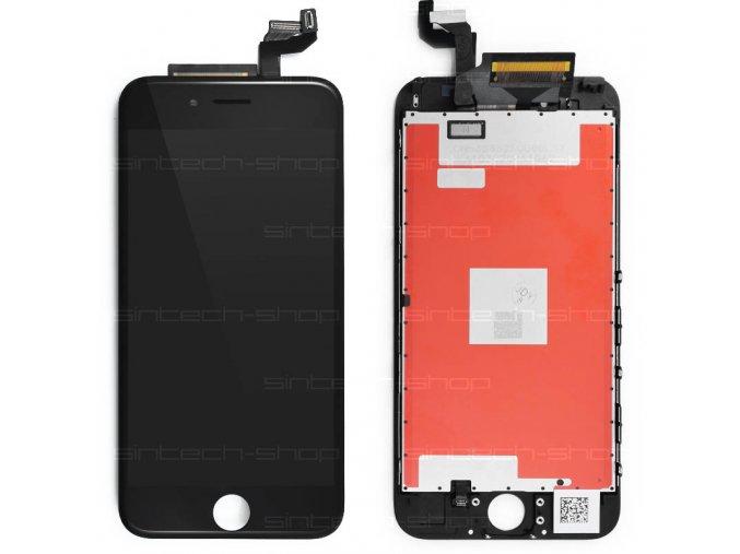 """iPhone 6S (4,7"""") LCD displej s rámem a dotykem, černý, SINTECH© Premium"""