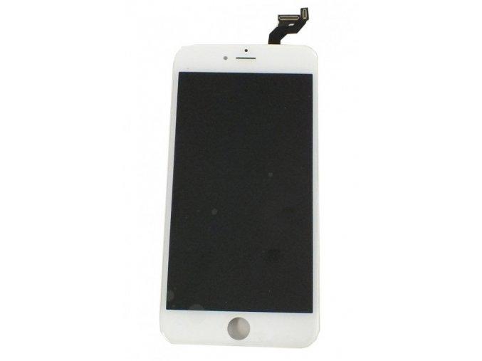 "iPhone 6S PLUS (5,5"") LCD displej s rámem a dotykem, bílý, SINTECH© Premium"