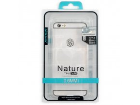 "Nillkin Nature TPU Pouzdro Transparent pro iPhone 6 4.7"""