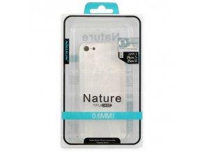 Nillkin Nature TPU Pouzdro pro iPhone 5/5S/SE průhledné