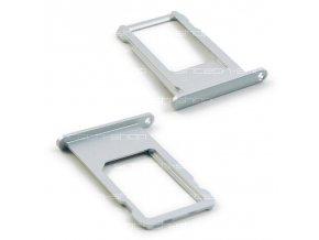 iPhone 6S držák nano SIM karty, stříbrný