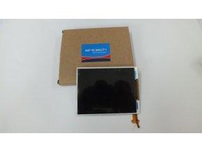 Nintendo New 3DS XL dolní LCD displej