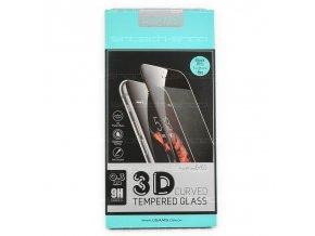 USAMS 3D Tvrzené Sklo 9H černé pro iPhone 6/6S