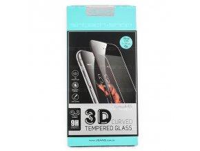 USAMS 3D Tvrzené Sklo 9H bílé pro iPhone 6/6S