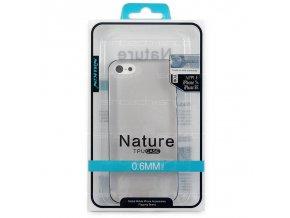 Nillkin Nature TPU Pouzdro pro iPhone 5/5S/SE šedé