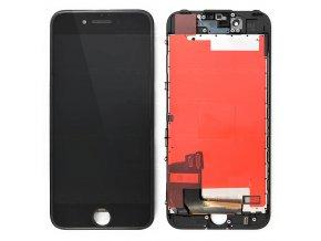 """iPhone 7 (4,7"""") LCD displej s rámem a dotykem, černý, SINTECH© Premium"""