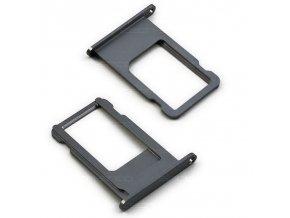 """iPhone 6S Plus (5,5"""") držák Nano SIM karty šedý"""