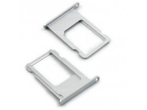 "iPhone 6S Plus (5,5"") držák Nano SIM karty stříbrný"