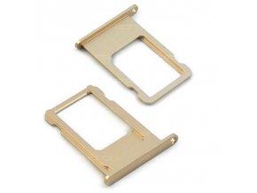 """iPhone 6S Plus (5,5"""") držák Nano SIM karty zlatý"""