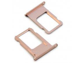 """iPhone 6S Plus (5,5"""") držák Nano SIM karty růžový"""