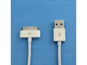iPhone Datový USB kabel 30Pin, 3M