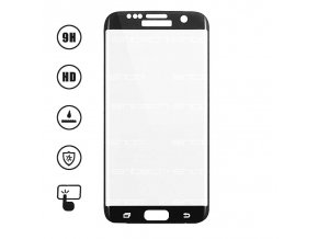 3D Ochranné Tvrzené Sklo 9H pro Samsung Galaxy S6 Edge