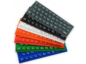 Sinclair ZX Spectrum 48k guma klávesnice