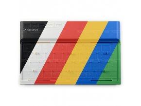 Sinclair ZX Spectrum 48k nové plastové tělo (REPRO case), různé barvy