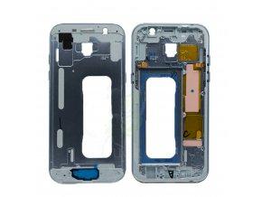 10043 Mittelrahmen Galaxy A520 2017 blau
