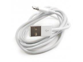 USB - lightning datový a nabíjecí kabel 1M, OEM