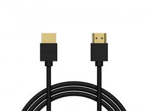 Blow Black HDMI - HDMI 2.0 4K Kabel 3m